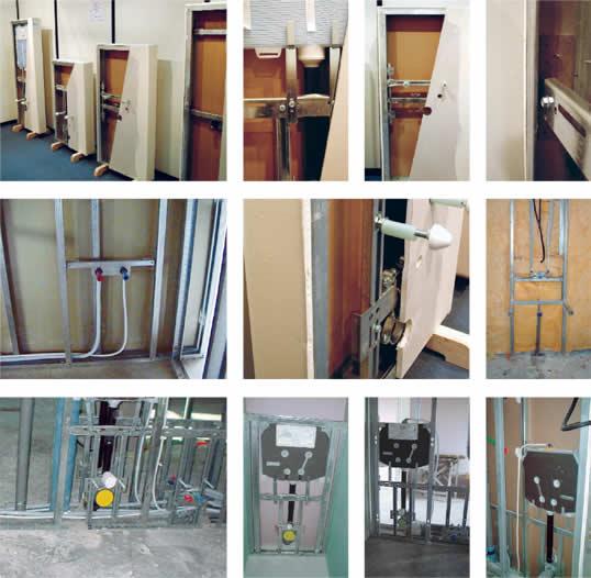 Fissaggi per idrotermosanitari fischer italia - tasselli e sistemi di